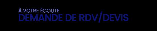 Demande de Devis/RDV LOGIFIN