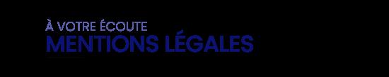 Mentions Légales LOGIFIN