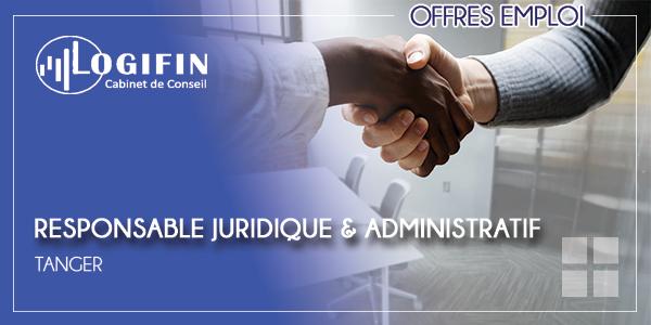 Responsable Juridique & Administratif