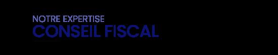 Conseil Fiscal LOGIFIN
